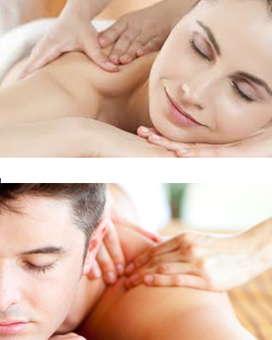 Massages for male and females
